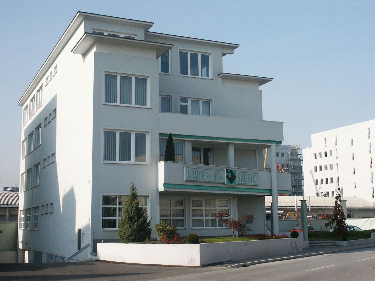 Gradbena Hisa Skubic Ljubljana
