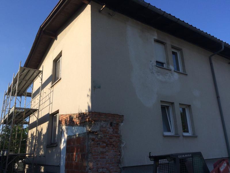 Adaptacija stanovanjske hiše – Rožna dolina